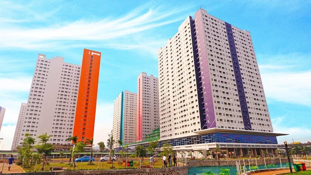 Apartments Near Transportation Hub in Central Jakarta: Green Pramuka City Apartment