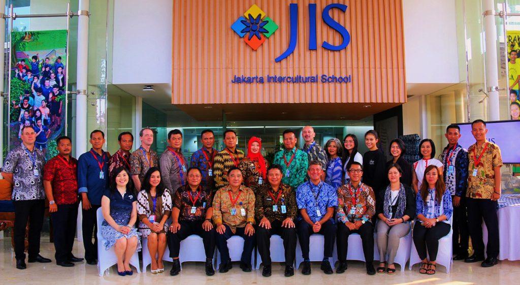 Jakarta Intercultural School teacher