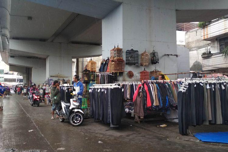 Fly Over Pasar Kebayoran Lama  view