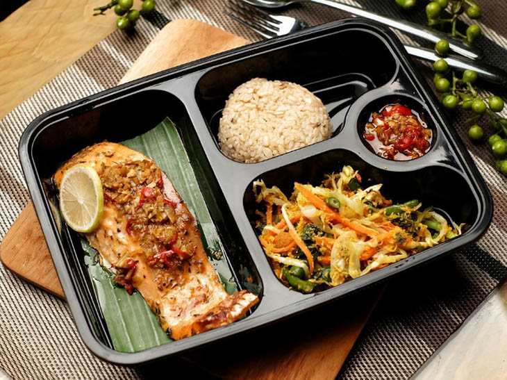 Leafwell diet catering