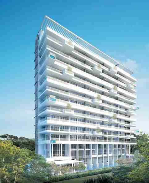 Luxury Apartments in Kemang Neighborhood