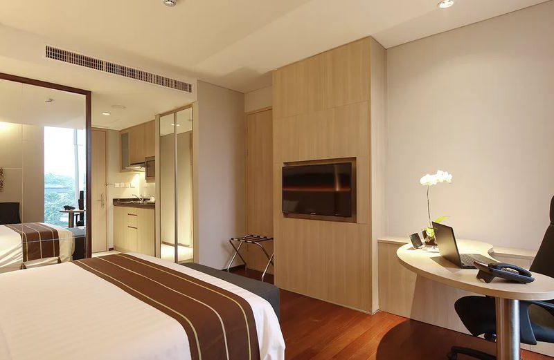 Best Apartments Near TB Simatupang