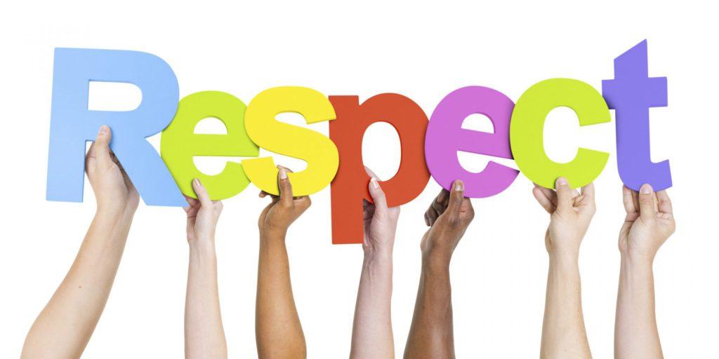 respect word
