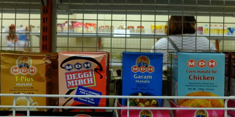 Indian Grocery Store Jakarta