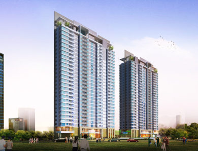 8 Apartments Near Transport Hub in Central Jakarta