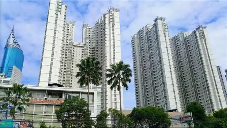 Apartments Near Transportation Hub in Central Jakarta: Sudirman Park Apartment