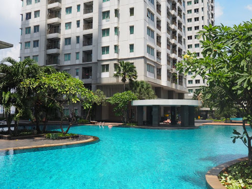 Thamrin Residence view