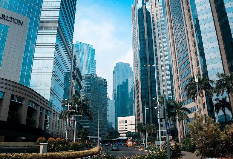 Segitiga Emas Jakarta : Pusat Bisnis Jakarta