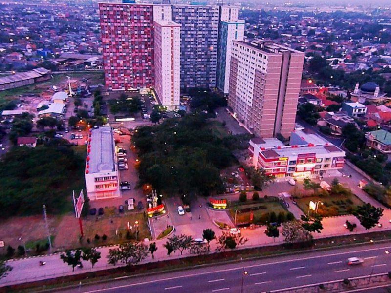 Apartemen Berlayanan di Jakarta Timur