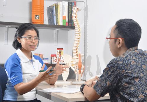 Klinik Fisioterapi & Rehabilitasi Terbaik di Jakarta