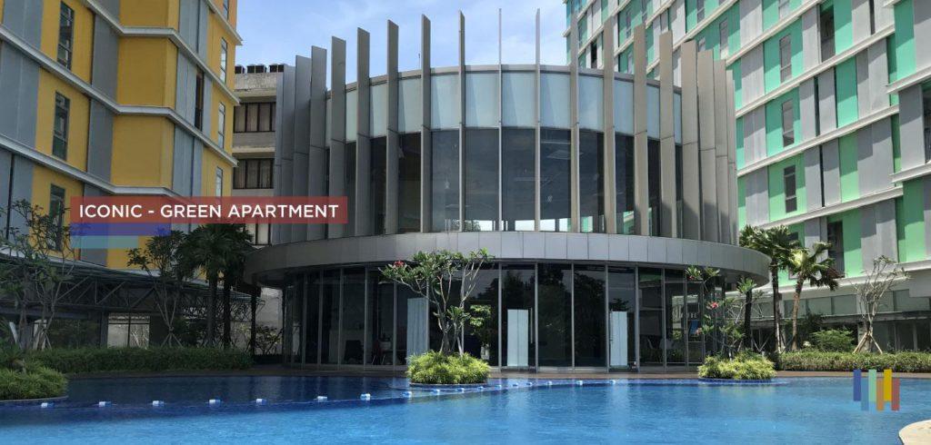 L'Avenue Apartment Pancoran
