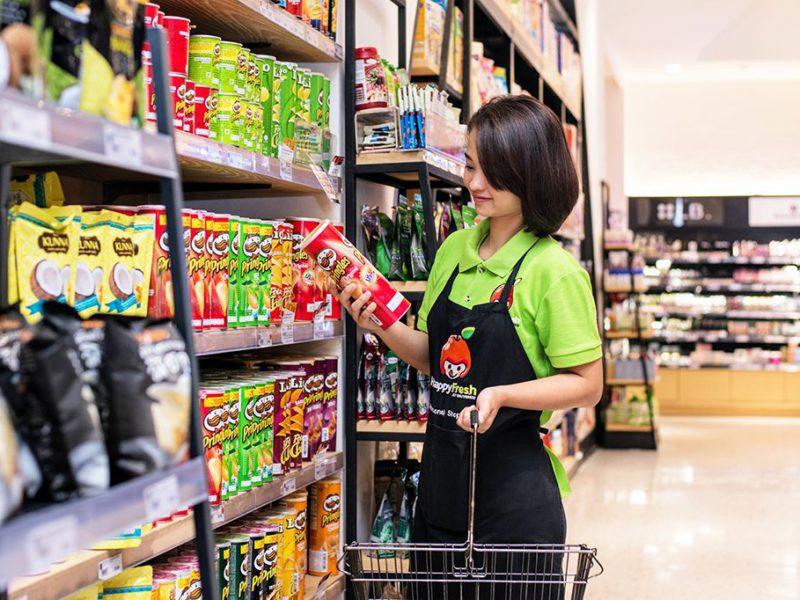 10 Online Groceries Stores in Jakarta