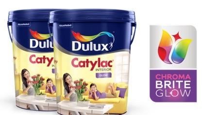 Dulux Catylac Wall Paint