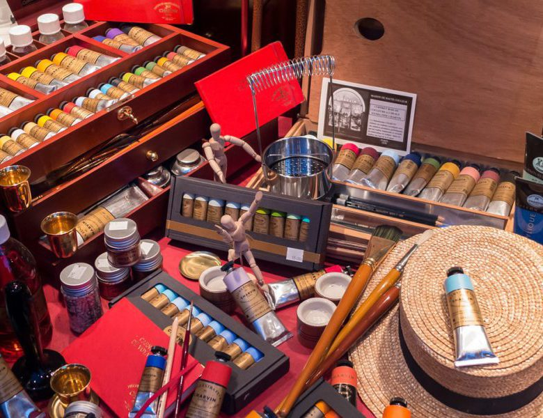 Panduan Membeli Peralatan Seni di Jakarta