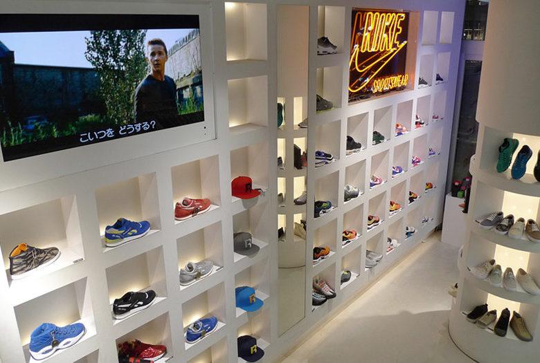 Toko Sneakers Premium di Jakarta