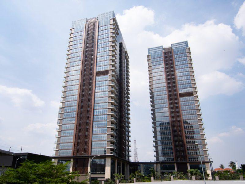 Apartemen Ala Jepang di Jakarta