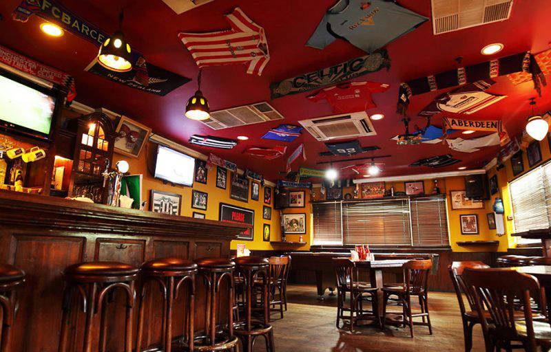 Bar dengan Billiard di Jakarta