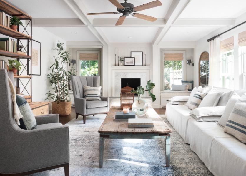 Home decorating visual