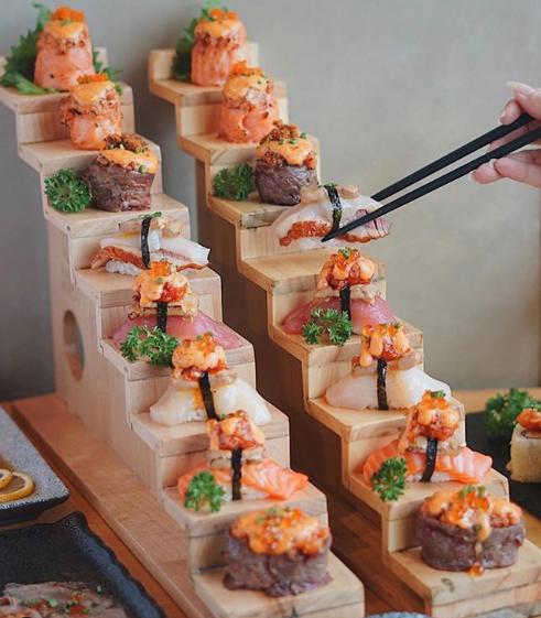 Restoran Sushi Terbaik di Jakarta