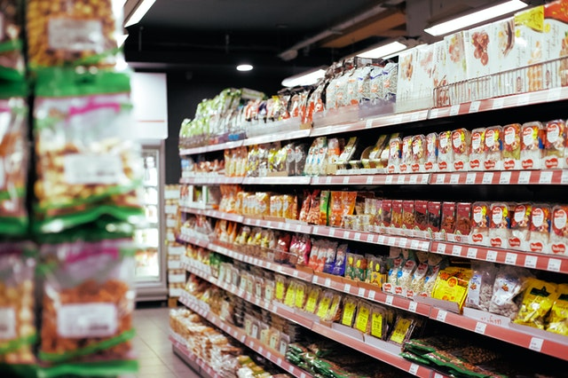 Supermarket di Jakarta