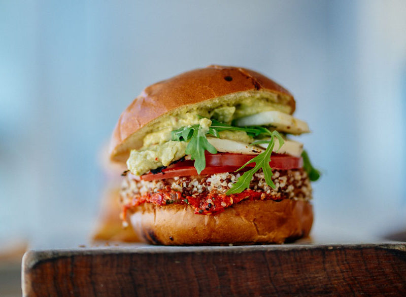 Rekomendasi Restoran Vegetarian di Menteng