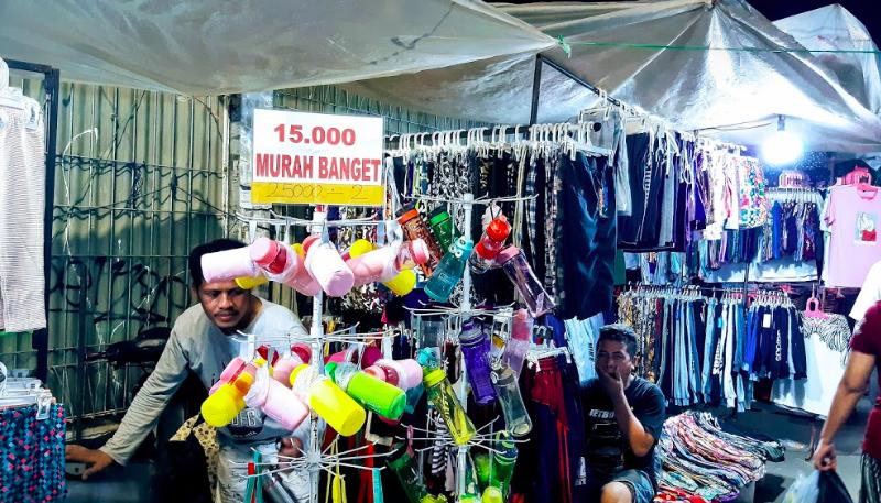 Pasar Malam Terbaik di Jakarta