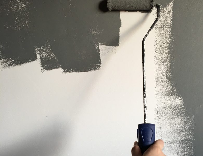 How to Paint Your Wall