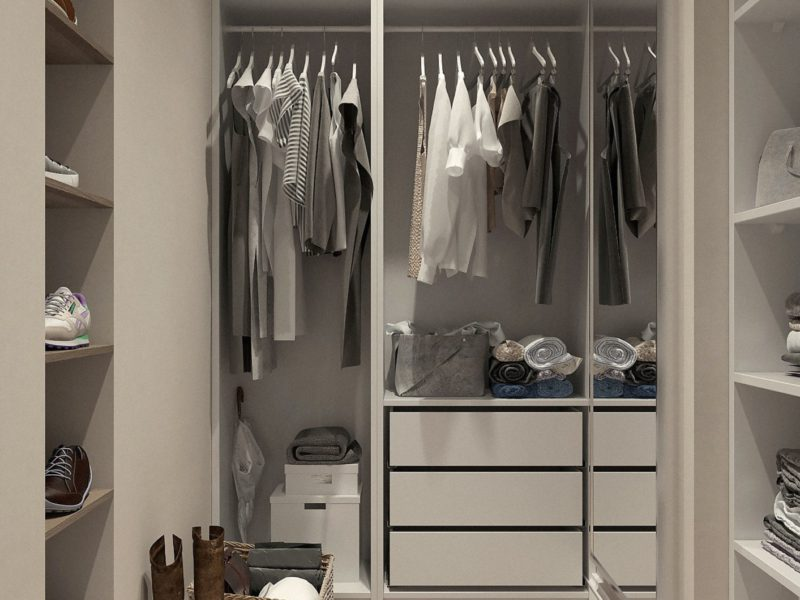 Essential Guide to Walk-In Closet Designs: A Short Intro and Some Examples