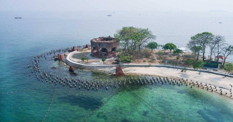Liburan Akhir Pekan di Pulau Seribu