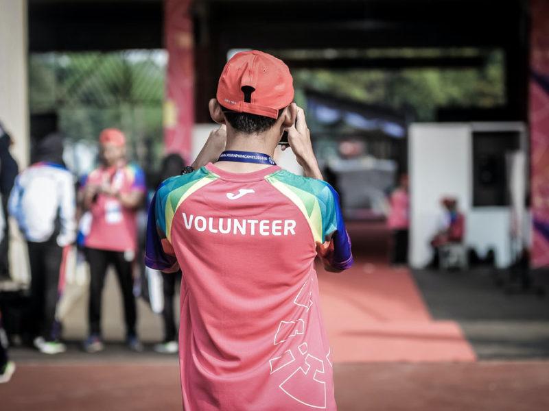 Kesempatan Volunteer di Jakarta