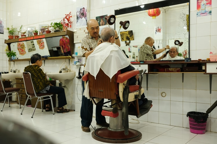 Bahasa 101: Percakapan di Salon