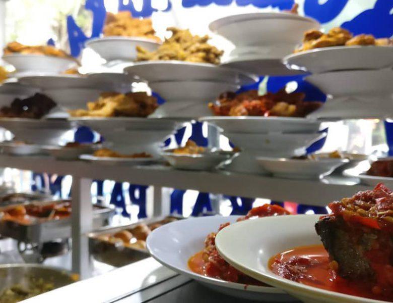 10 Rumah Makan Padang Terbaik di Jakarta