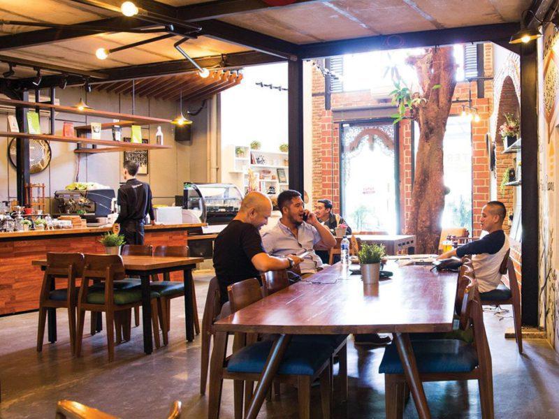 Kafe Terbaik di Kebayoran Baru, Jakarta