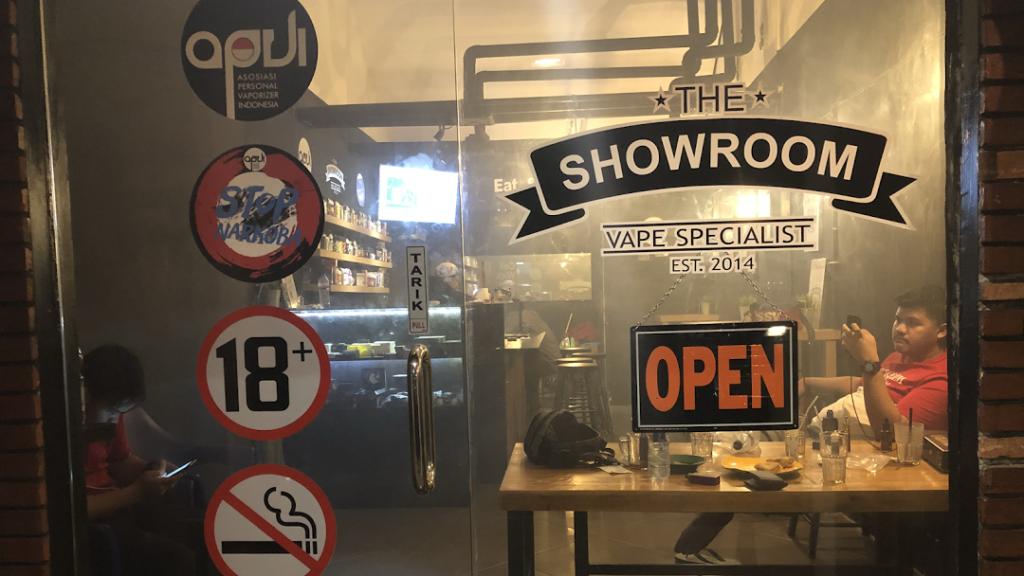 toko vape jakarta showroom