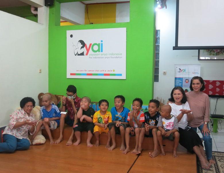 Kesempatan Volunteer di Jakarta Barat