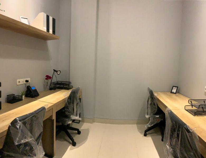 Coworking Space di Rawamangun Terbaik