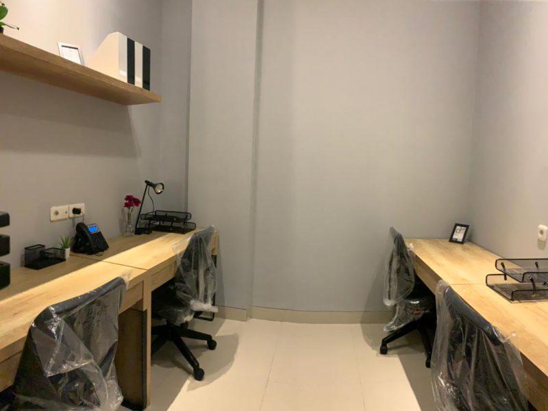 Coworking Space in Rawamangun