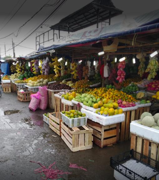 Pasar Tradisional Terbaik di Tangerang