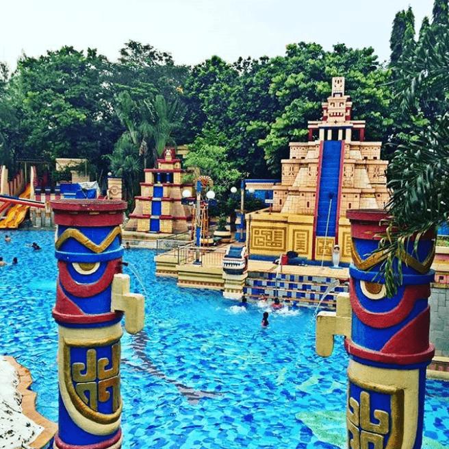 kolam renang El Dorado Water Park