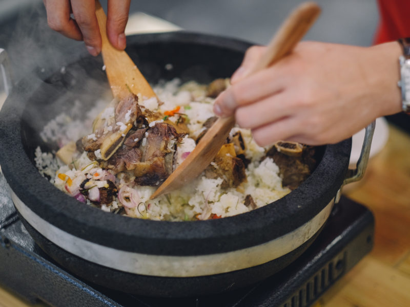 Berburu Kuliner di Kelapa Gading