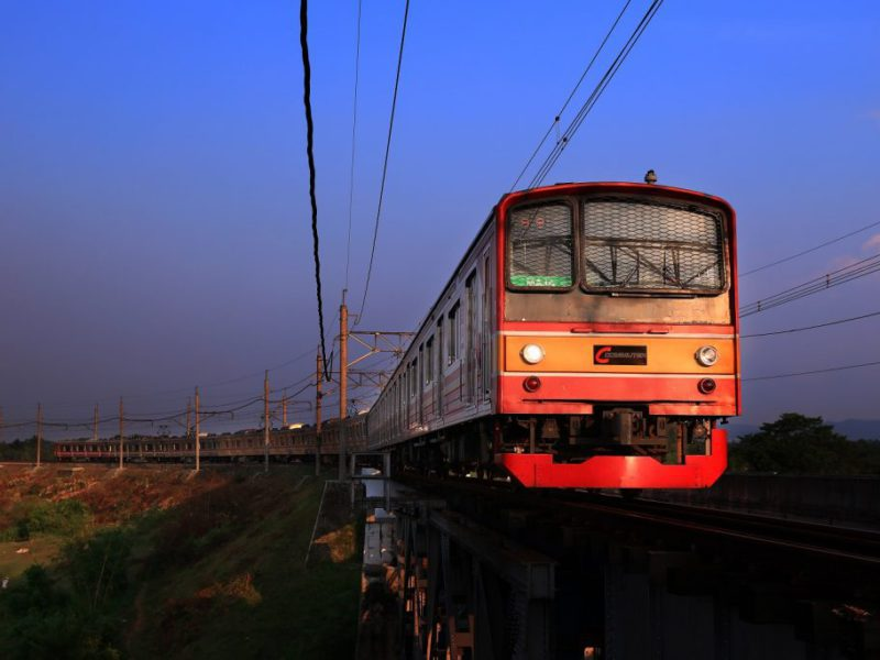 Sarana Transportasi Terjangkau di Jakarta