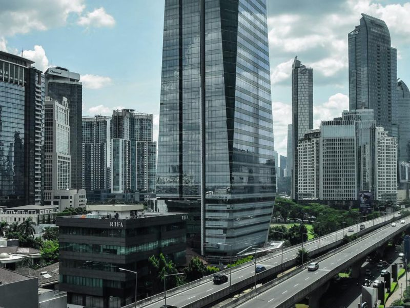 Area Tempat Tinggal untuk Ekspatriat di Jakarta