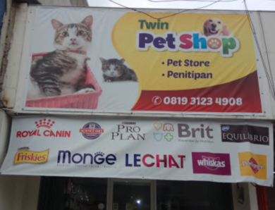 Pet Shop Terbaik di Jakarta