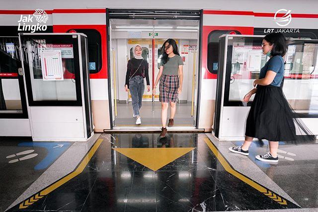 Pilihan Transportasi Umum di Jakarta