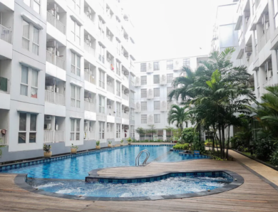 Best Apartments near Soekarno Hatta Airport