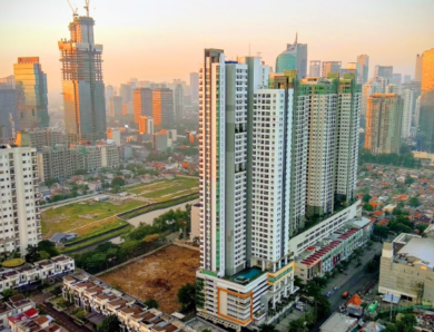 Best Apartments Above Shopping Malls in Jakarta