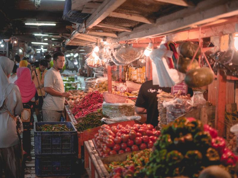 Pasar Tradisional Terbaik di Jakarta