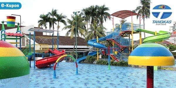 kolam renang tangkas sport center