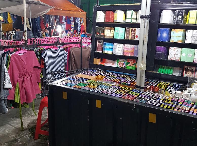 Pasar Malam Terbaik di Tangerang