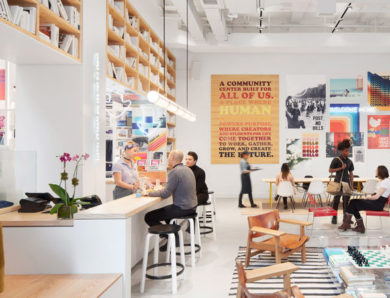 Working in Co-Working Space: Pros and Cons